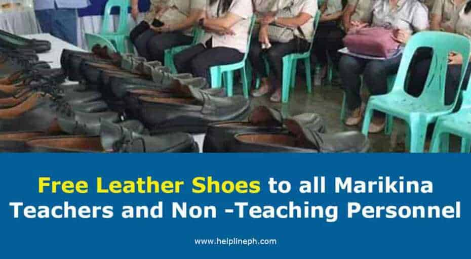 Free Leather Shoes