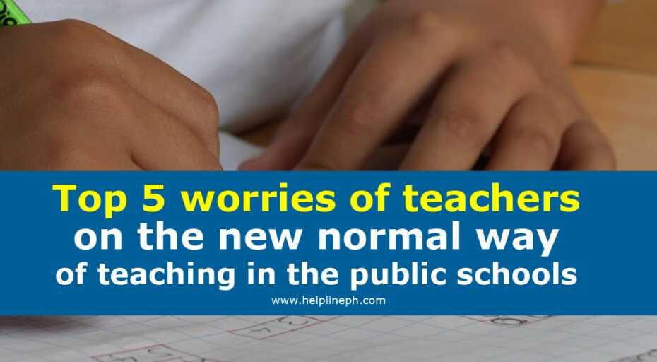 new normal way of teaching
