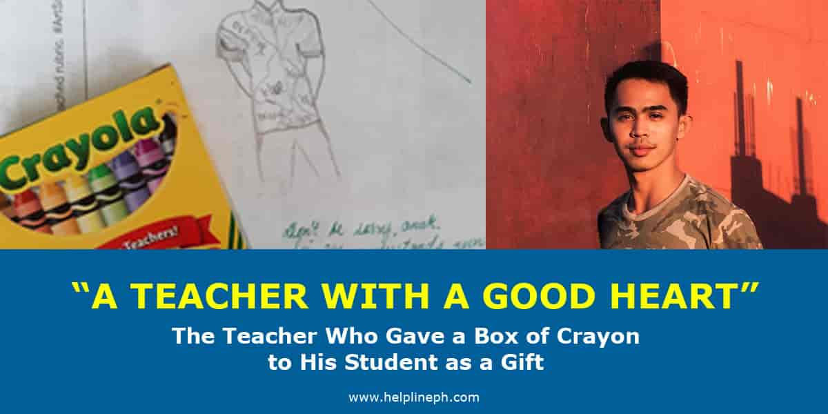 A TEACHER WITH A GOOD HEART