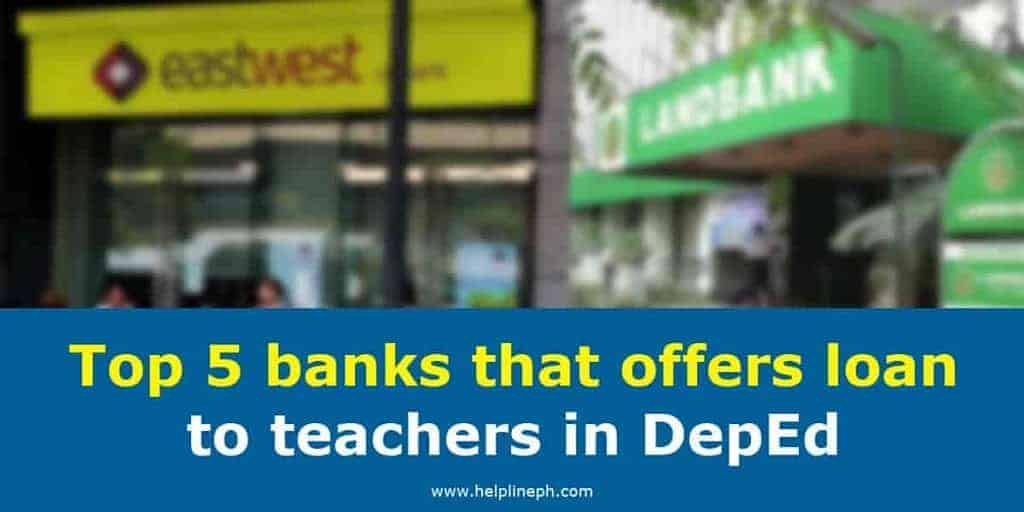 Banks that offers loan to teachers