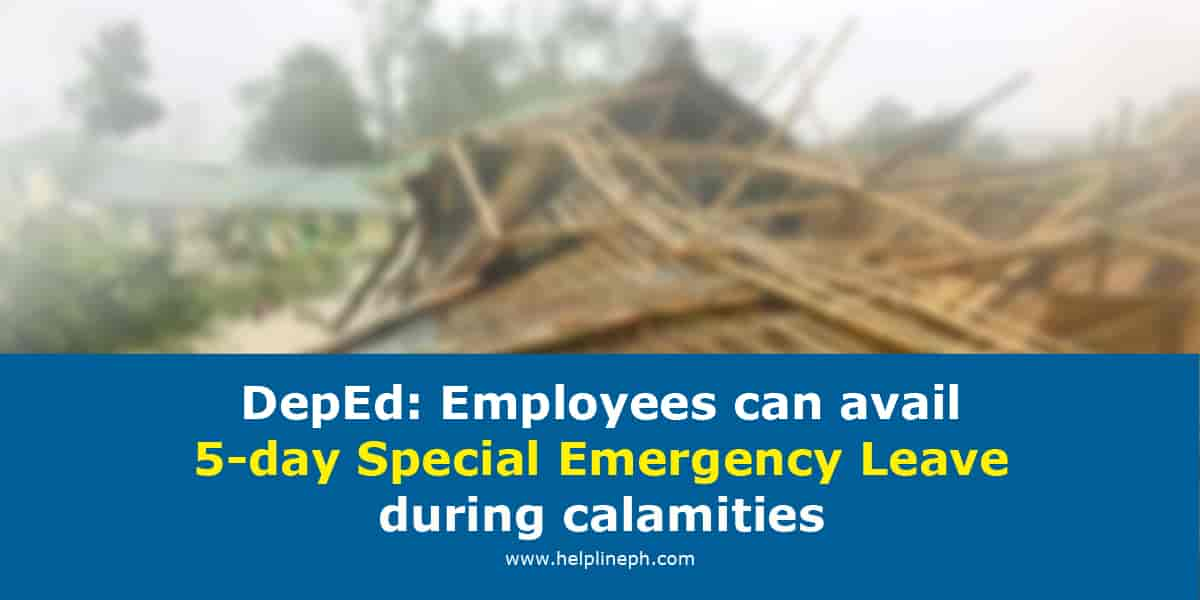 Special Emergency Leave