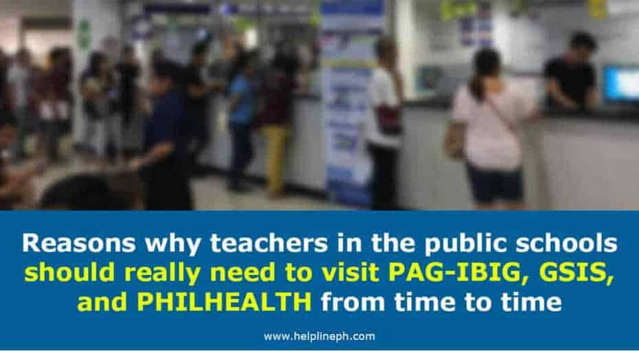public schools should really need to visit PAG-IBIG