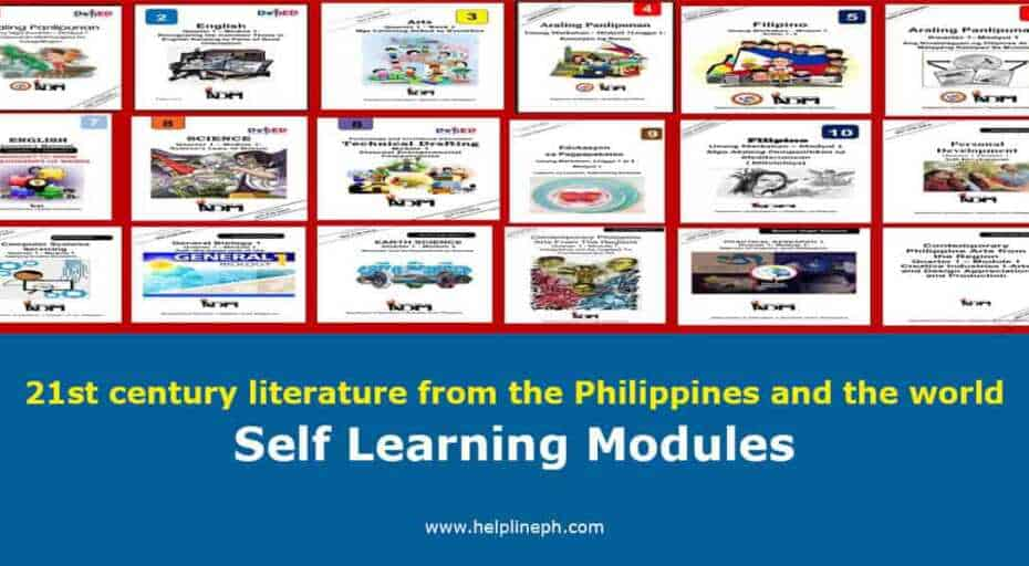 21st century literature from the Philippines and the world