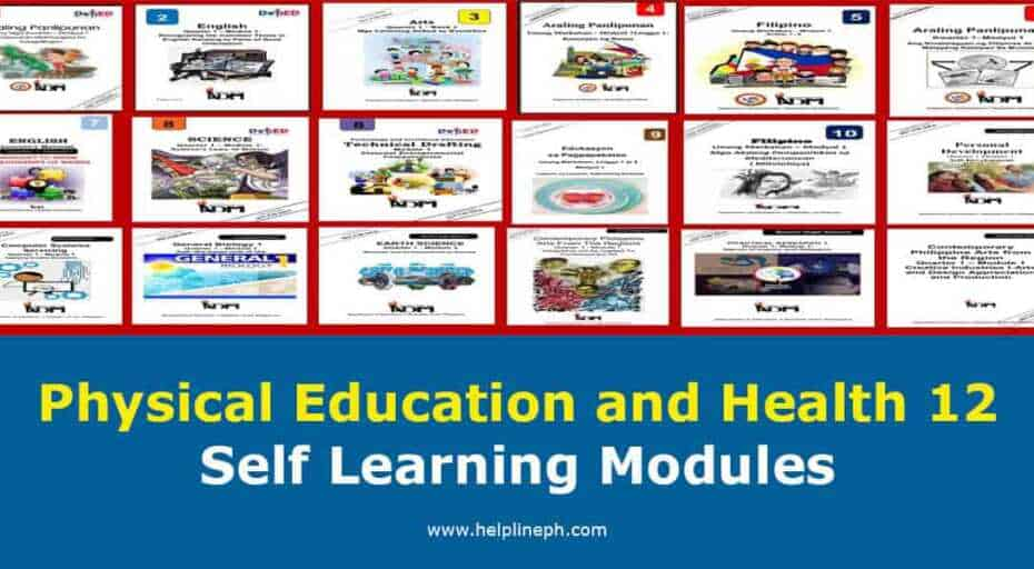 Physical Education and Health 12