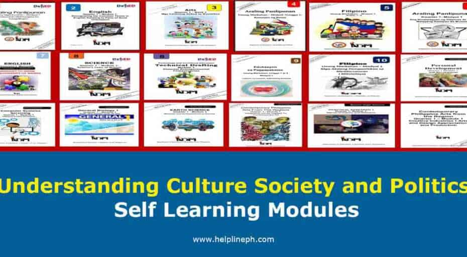 Understanding Culture Society and Politics