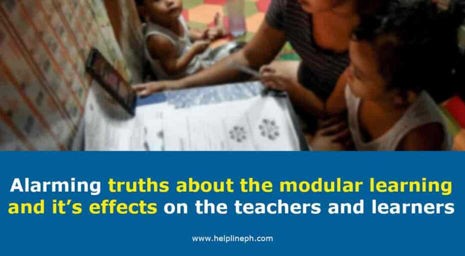 truths about the modular learning